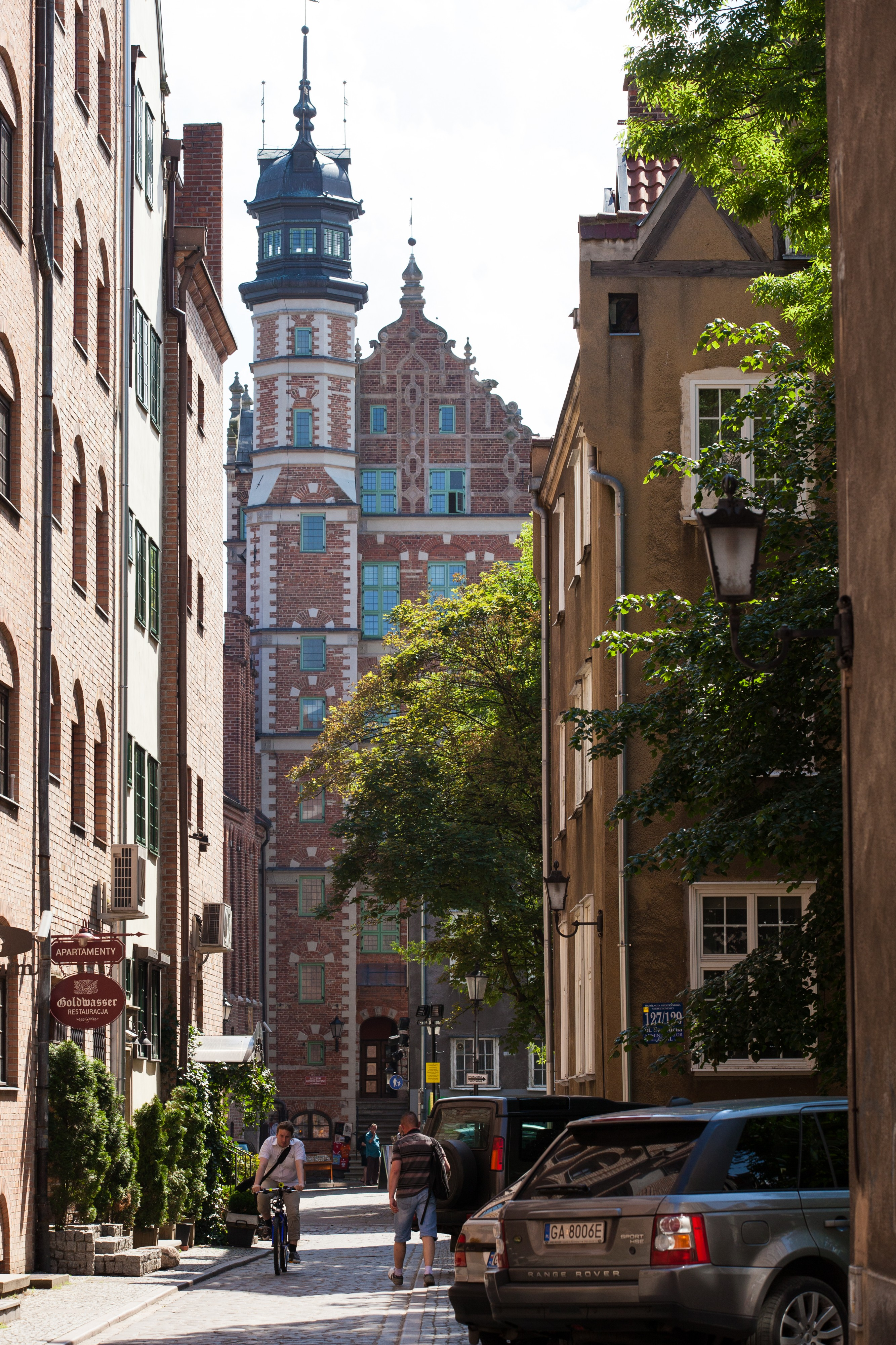 Gdansk city, Poland, June 2014, picture 28