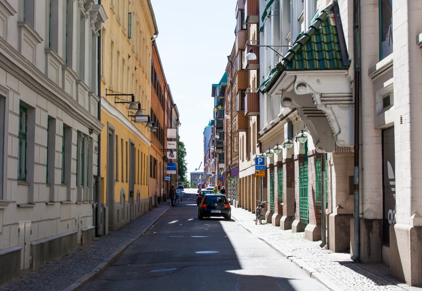 Gothenburg, Sweden, June 2014, picture 19