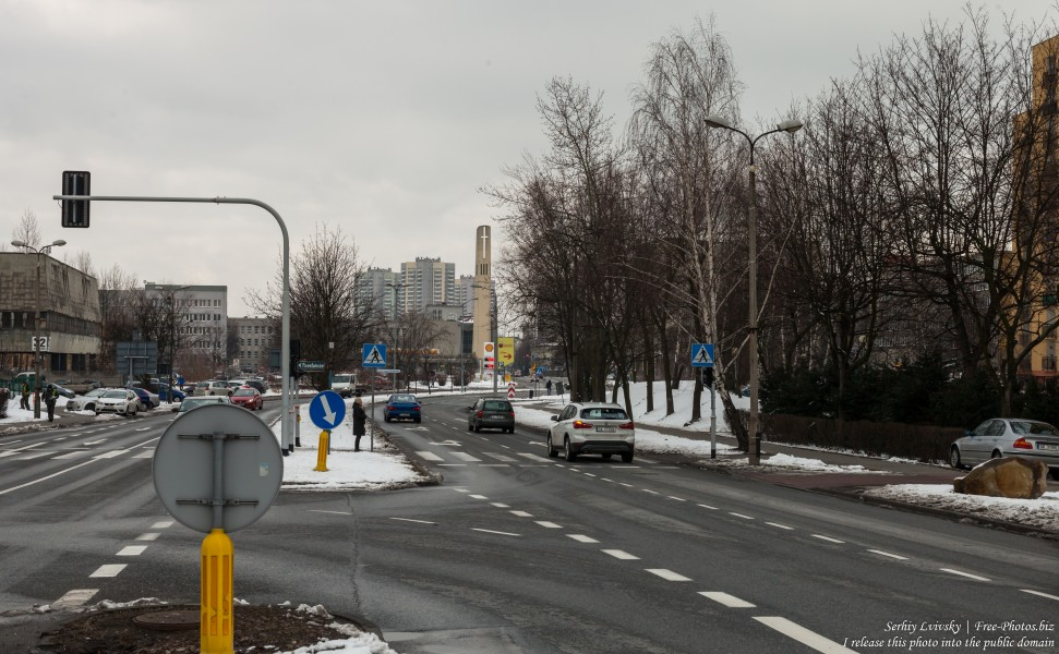 Katowice, Poland, photographed by Serhiy Lvivsky in February 2019, picture 3