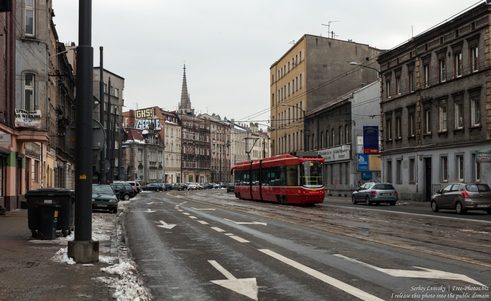 Katowice, Poland, photographed by Serhiy Lvivsky in February 2019, picture 7