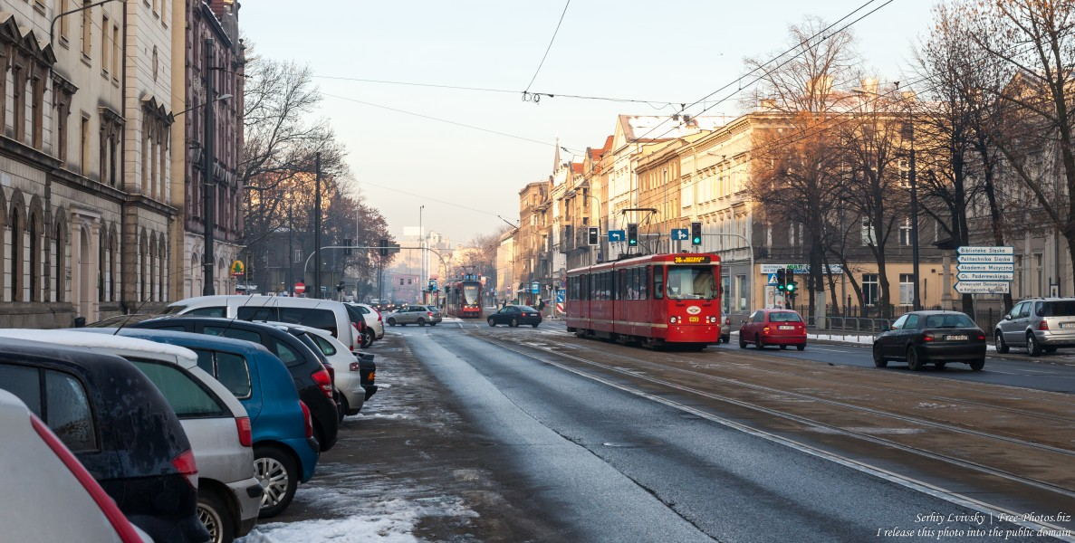 Katowice, Poland, photographed by Serhiy Lvivsky in February 2019, picture 14