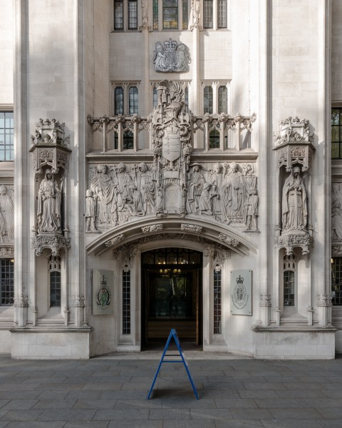 London, The Supreme Court -- 2016 -- 4814