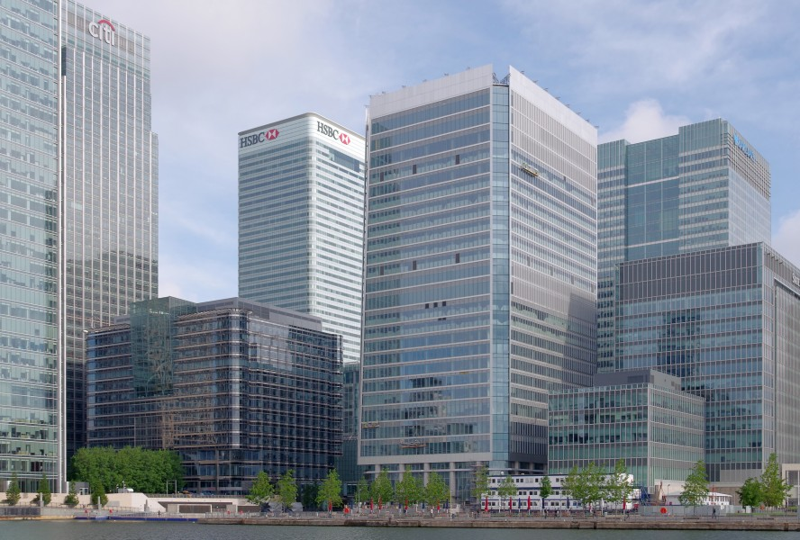 London MMB »102 City Canal and Canary Wharf