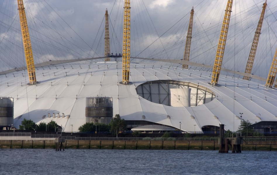 London MMB «F2 Millennium Dome