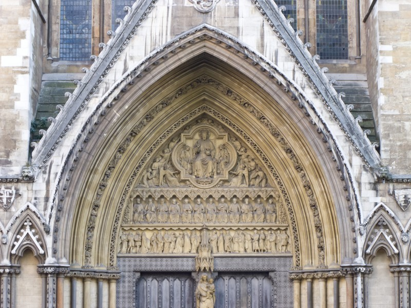 Westminster Abbey - 02