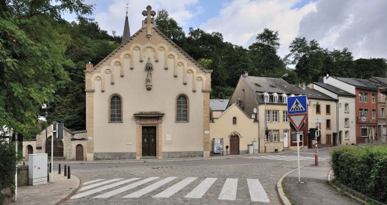 Luxembourg Pfaffenthal church 01