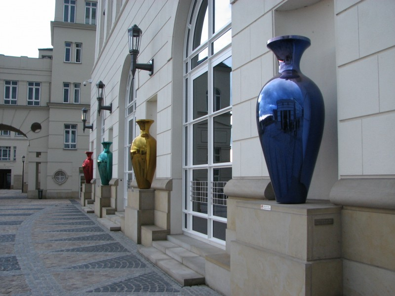 Luxembourg city, April 2012