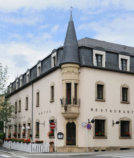 Luxembourg City Hotel rue d'Anvers