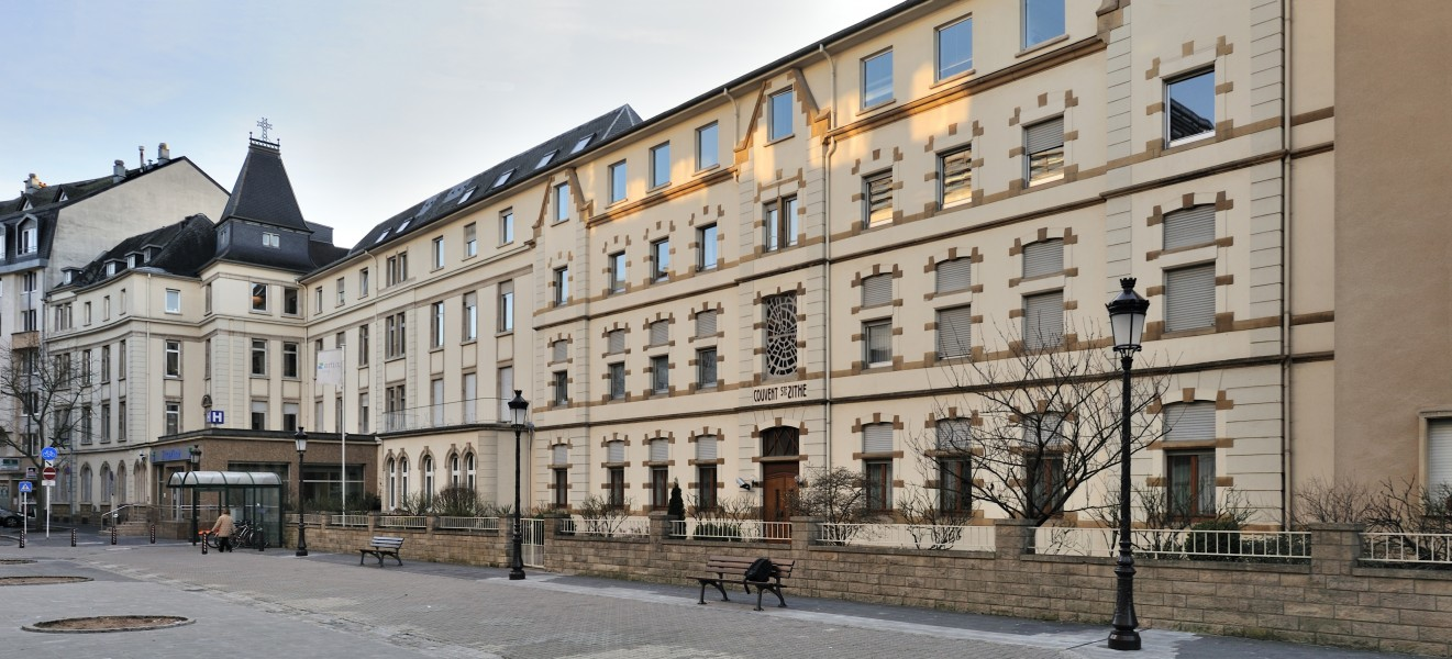 Luxembourg City St Zita Convent