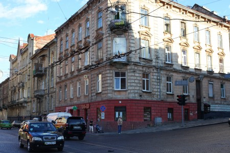Lviv city center, Ukraine, Europe, picture 4