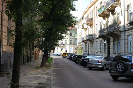 Lviv city downtown, Ukraine, Europe, picture 10