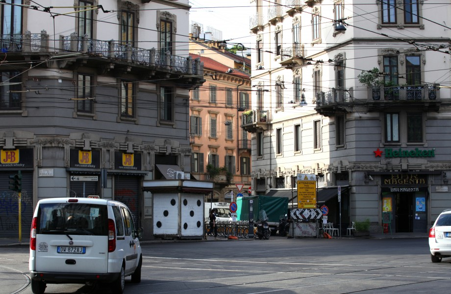 Milan, Italy, European Union, August 2013, picture 5