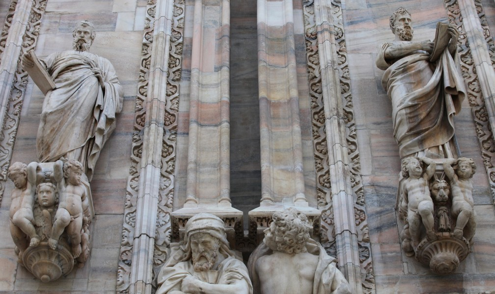 Milan Cathedral, Milan, Italy, European Union, August 2013, picture 27