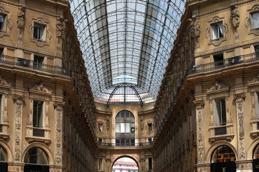 Galleria Vittorio Emanuele II, Milan, Italy, European Union, August 2013, picture 41