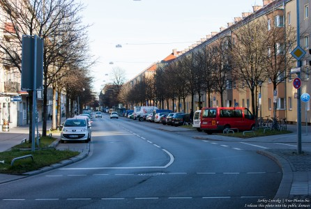 Munich (München), Germany, photographed in December 2015 by Serhiy Lvivsky, picture 1