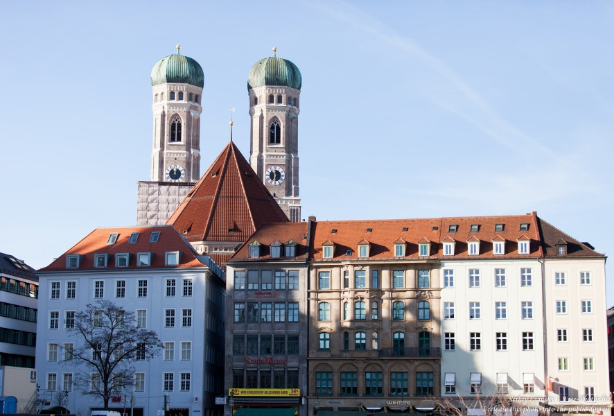 Munich (München), Germany, photographed in December 2015 by Serhiy Lvivsky, picture 6