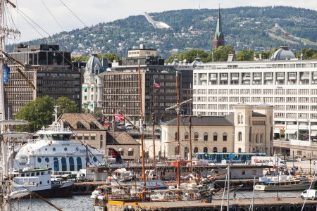 Oslo city, Norway, June 2014, picture 22