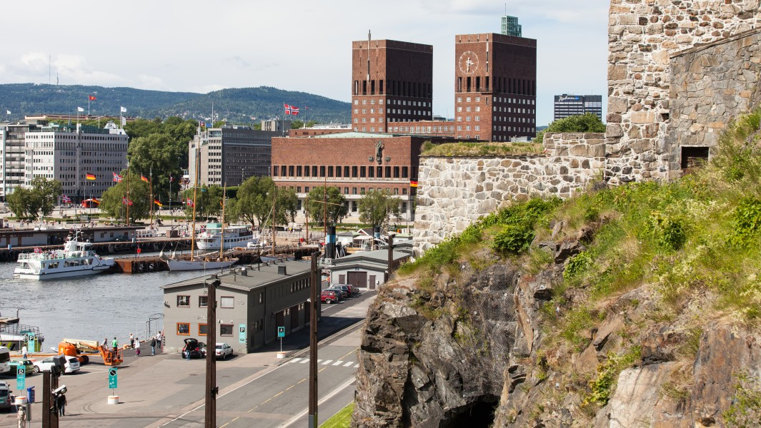 Oslo city, Norway, June 2014, picture 21