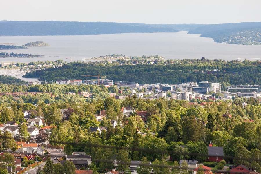 Oslofjord, Oslo city, Norway, June 2014, picture 44