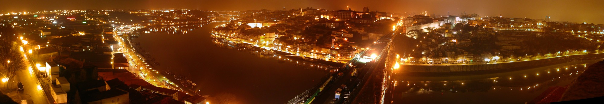 Porto nightscape