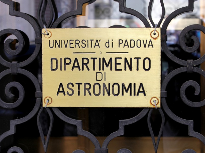 Padua university, Padua city, Italy, Europe, August 2013, picture 22