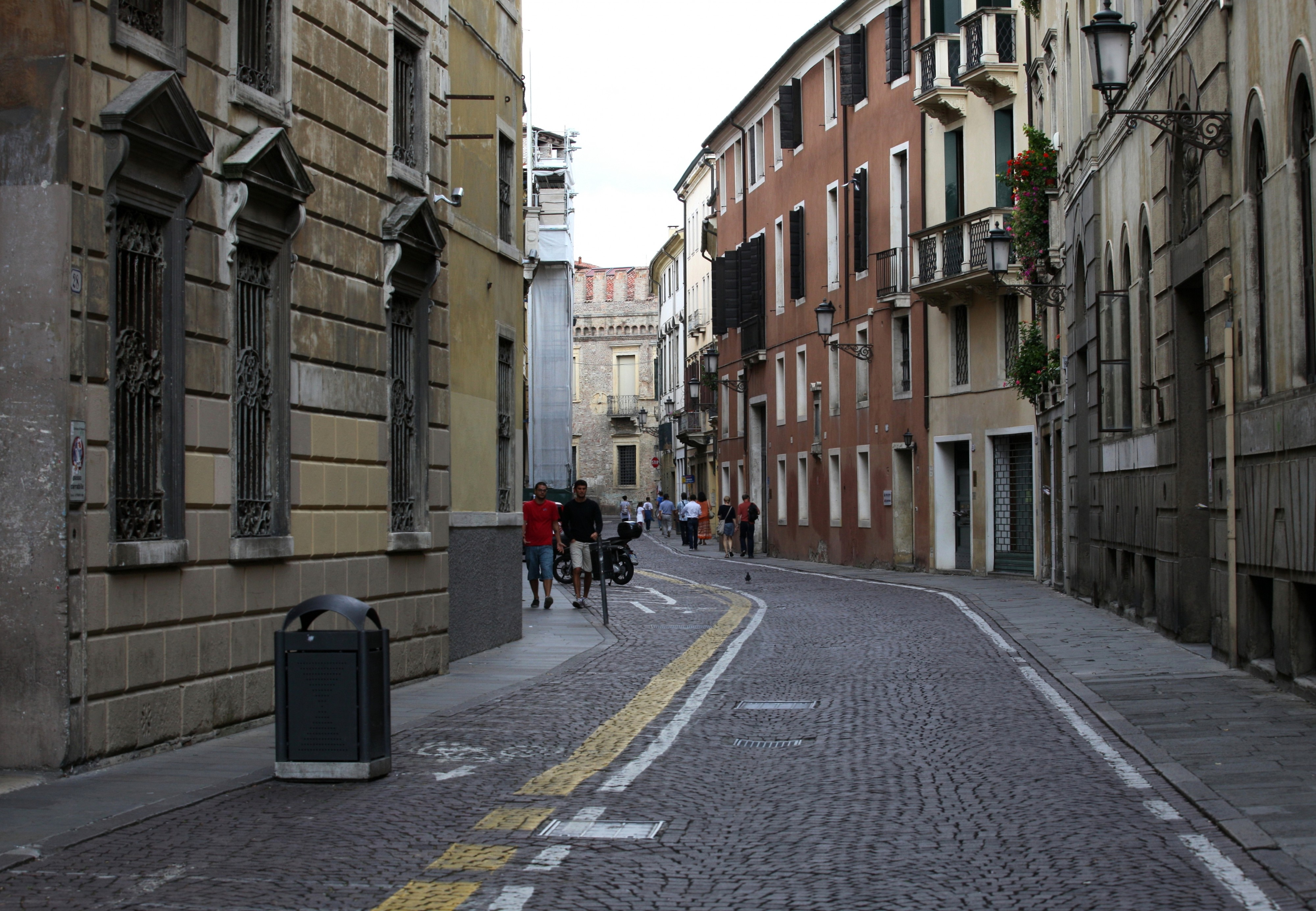 Padua city, Italy, Europe, August 2013, picture 4