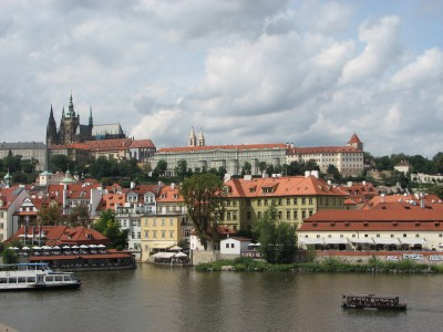 Prague city, the Czech Republic