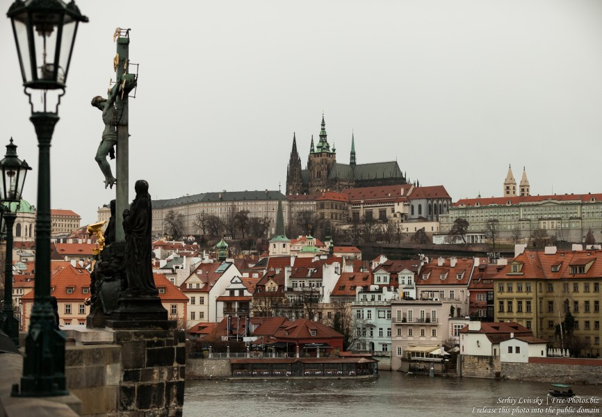 Prague, Czech Republic, in January 2018, photographed by Serhiy Lvivsky, picture 12