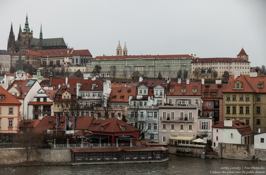 Prague, Czech Republic, in January 2018, photographed by Serhiy Lvivsky, picture 13
