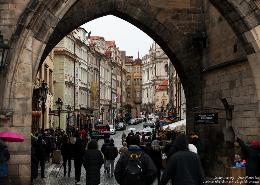 Prague, Czech Republic, in January 2018, photographed by Serhiy Lvivsky, picture 19