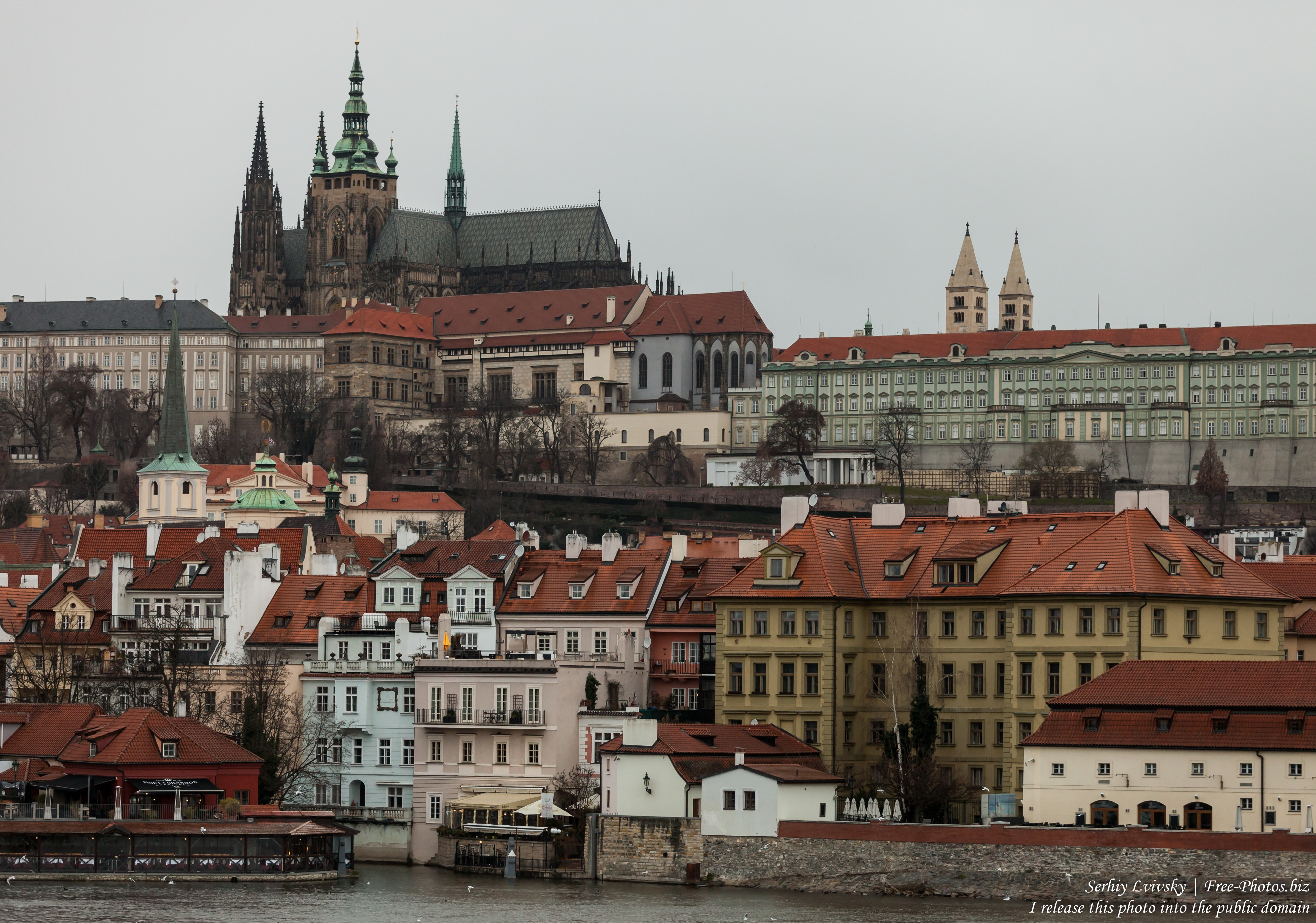 Prague, Czech Republic, in January 2018, photographed by Serhiy Lvivsky, picture 11
