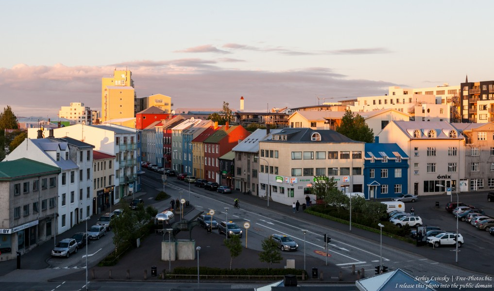 Reykjavik, Iceland, photographed in May 2019 by Serhiy Lvivsky, picture 2