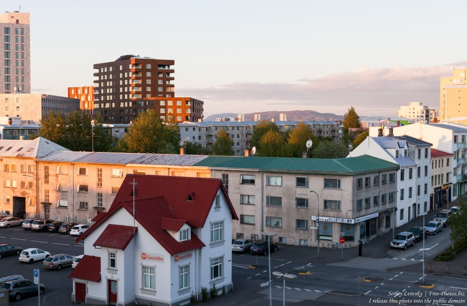 Reykjavik, Iceland, photographed in May 2019 by Serhiy Lvivsky, picture 3