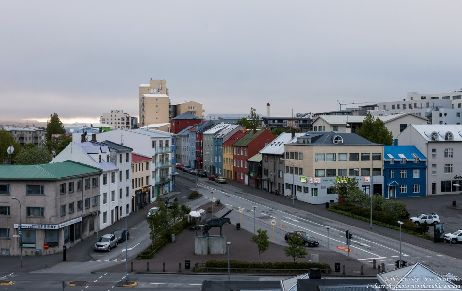 Reykjavik, Iceland, photographed in May 2019 by Serhiy Lvivsky, picture 4
