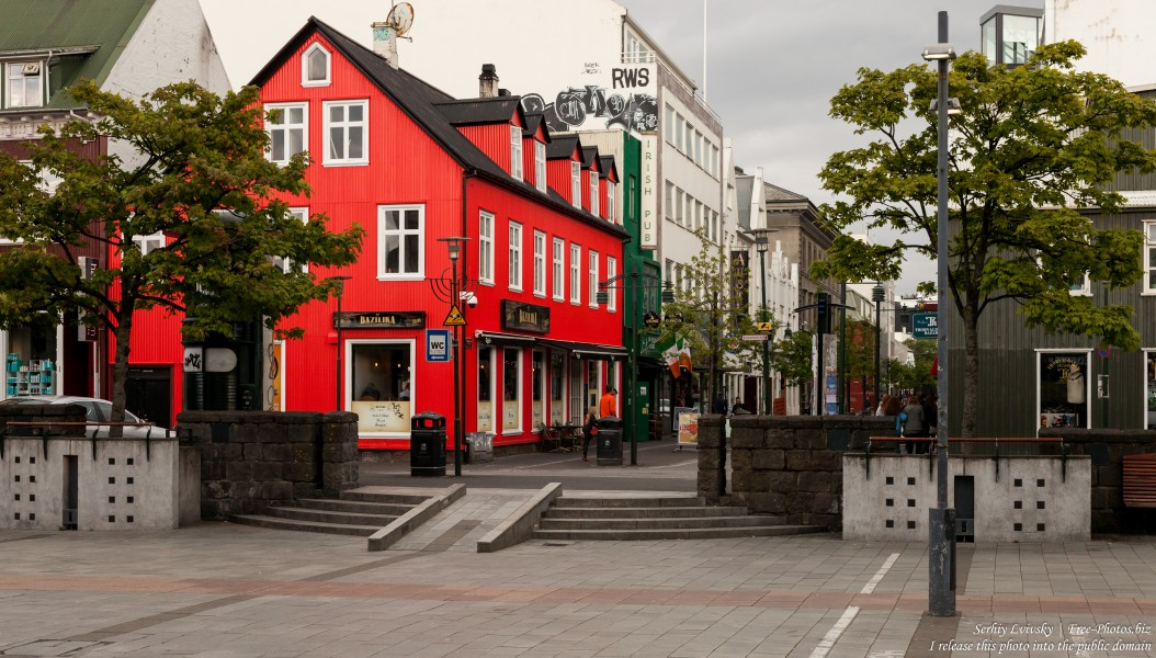 Reykjavik, Iceland, photographed in May 2019 by Serhiy Lvivsky, picture 9