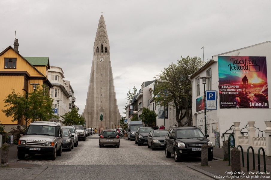 Reykjavik, Iceland, photographed in May 2019 by Serhiy Lvivsky, picture 11