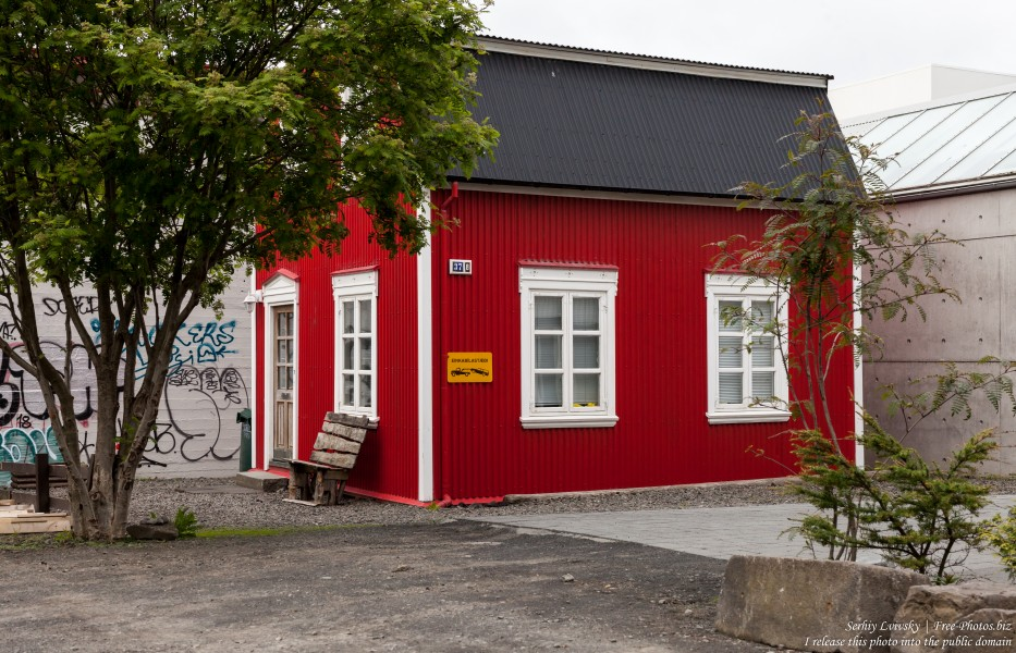 Reykjavik, Iceland, photographed in May 2019 by Serhiy Lvivsky, picture 13