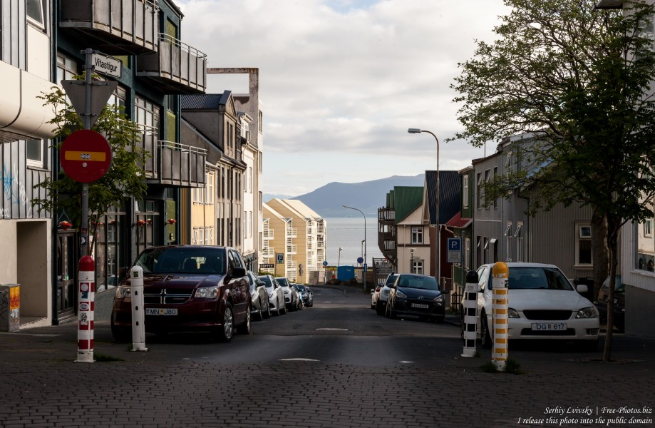Reykjavik, Iceland, photographed in May 2019 by Serhiy Lvivsky, picture 16