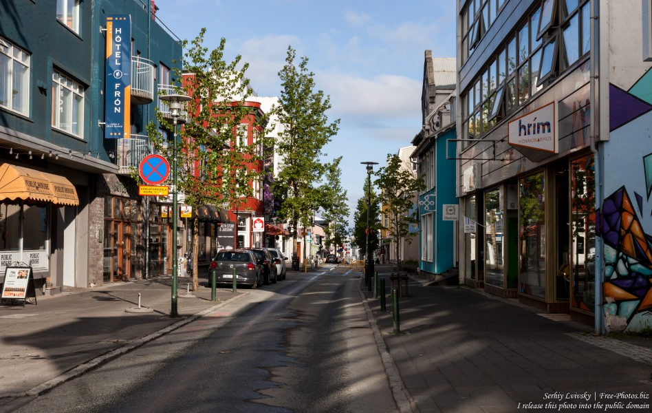 Reykjavik, Iceland, photographed in May 2019 by Serhiy Lvivsky, picture 19