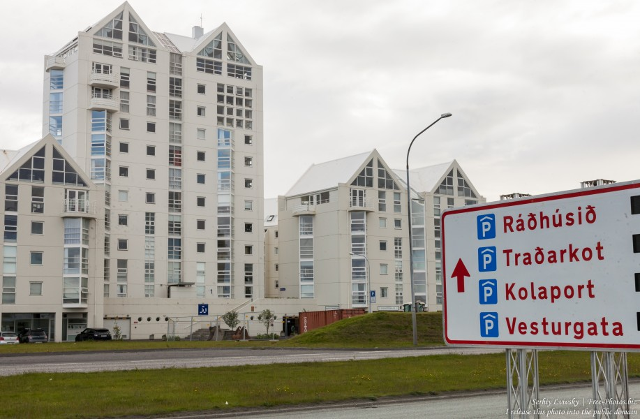 Reykjavik, Iceland, photographed in May 2019 by Serhiy Lvivsky, picture 63