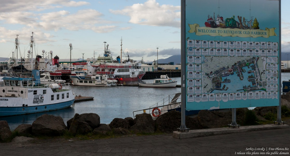 Reykjavik, Iceland, photographed in May 2019 by Serhiy Lvivsky, picture 67