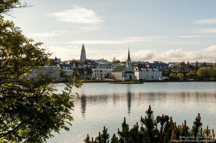 Reykjavik, Iceland, photographed in May 2019 by Serhiy Lvivsky, picture 71