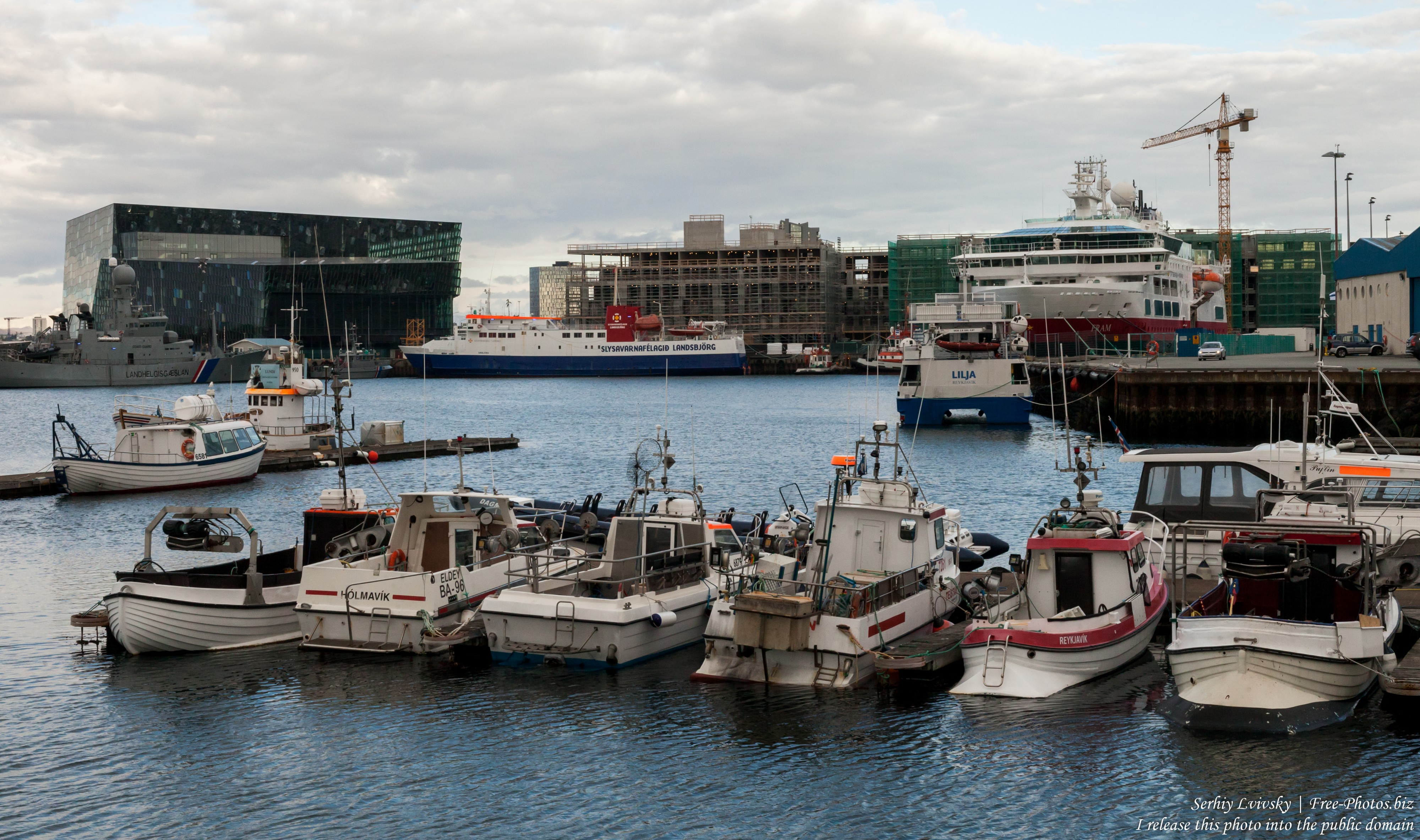 Reykjavik, Iceland, photographed in May 2019 by Serhiy Lvivsky, picture 68