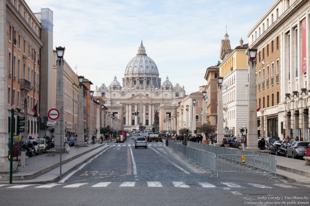 Rome and Vatican photographed in January 2016 by Serhiy Lvivsky, picture 2