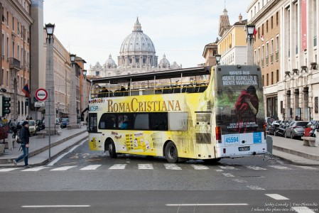 Rome and Vatican photographed in January 2016 by Serhiy Lvivsky, picture 3
