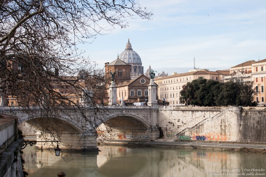 Rome and Vatican photographed in January 2016 by Serhiy Lvivsky, picture 4