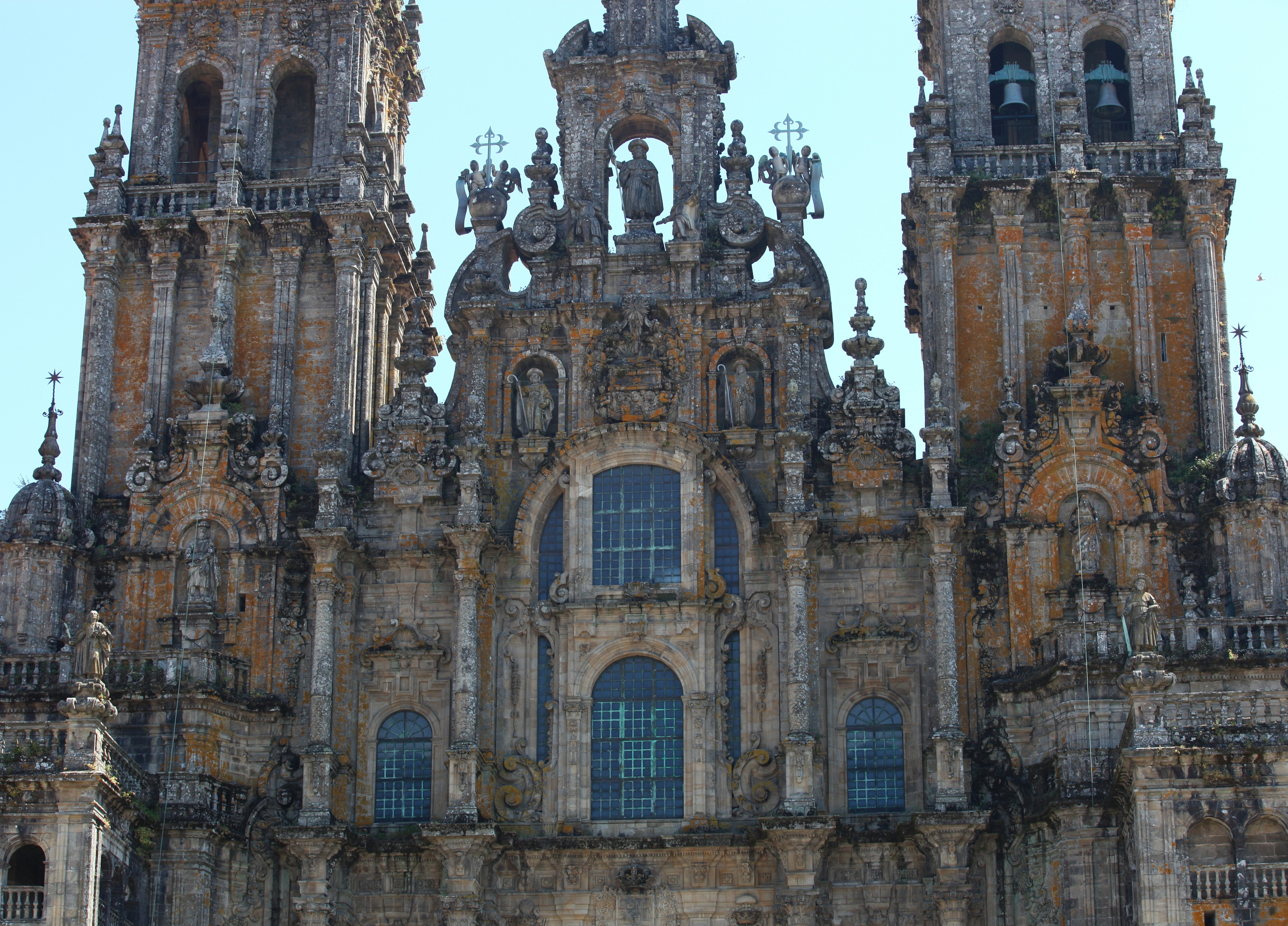 Santiago de Compostela Cathedral, Galicia, Spain, Europe, August 2013, picture 5