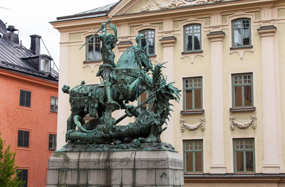 Stockholm city, Sweden, June 2014, picture 50