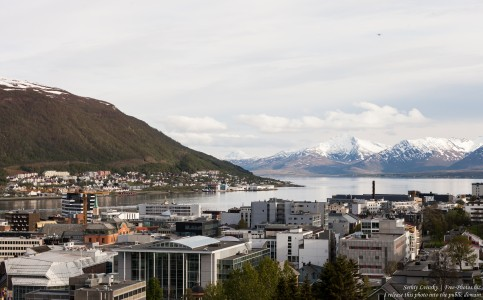Tromso, Norway, photographed in June 2018 by Serhiy Lvivsky, picture 68