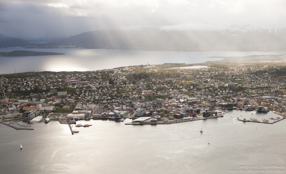 Tromso, Norway, photographed in June 2018 by Serhiy Lvivsky, picture 3